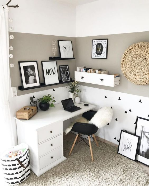 42 Stunning and Creative Home Office and Workspace Ideas