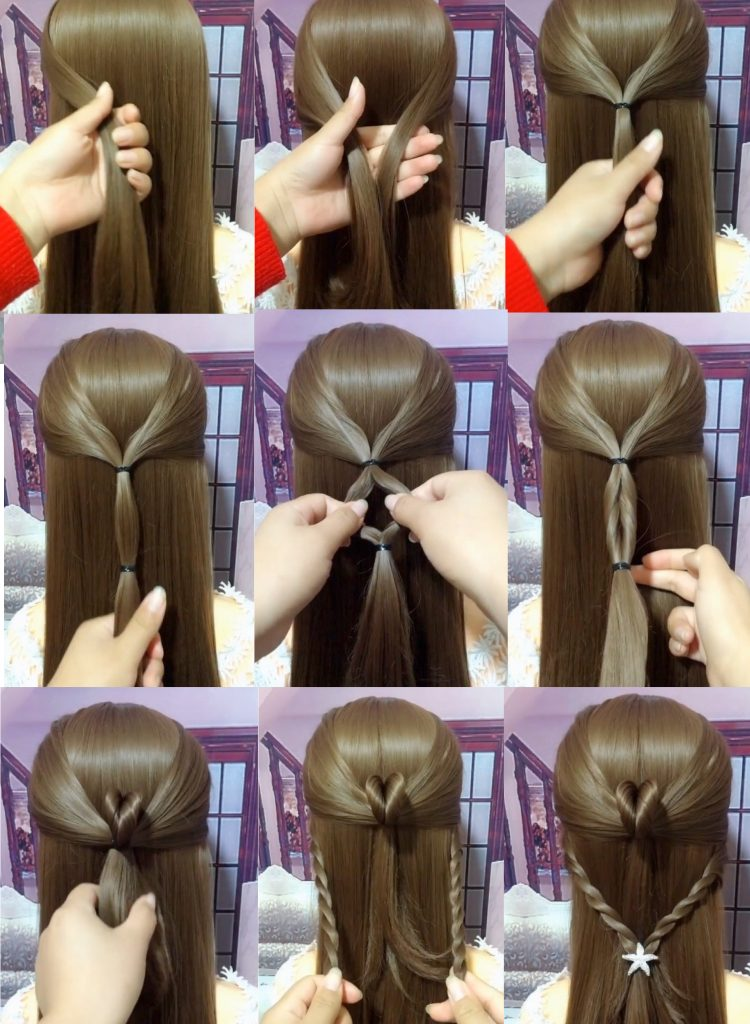 Step by Step Hairstyles for Long Hair: Easy Tutorial You Will Love