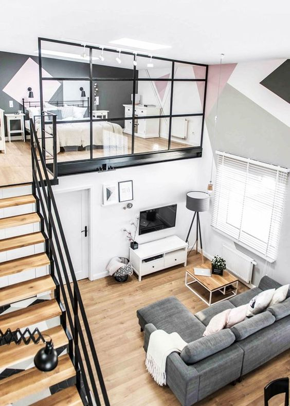 30 Awesome Loft Apartment Decorating Ideas